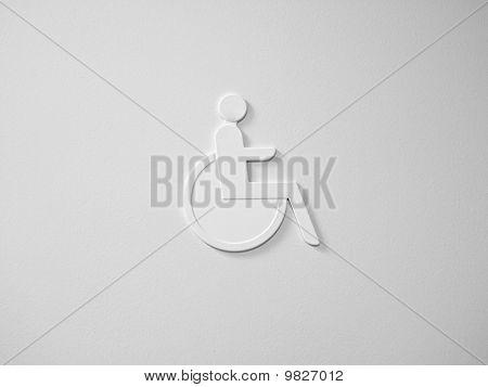 Wheelchair Access In White