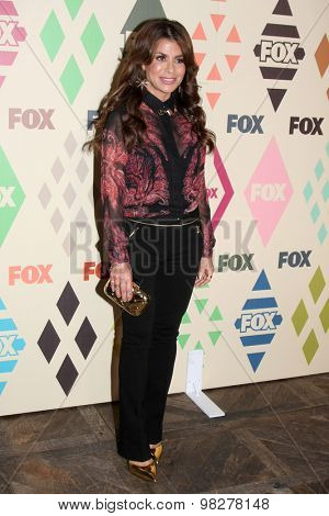 LOS ANGELES - AUG 6:  Paula Abdul at the FOX Summer TCA All-Star Party 2015 at the Soho House on August 6, 2015 in West Hollywood, CA