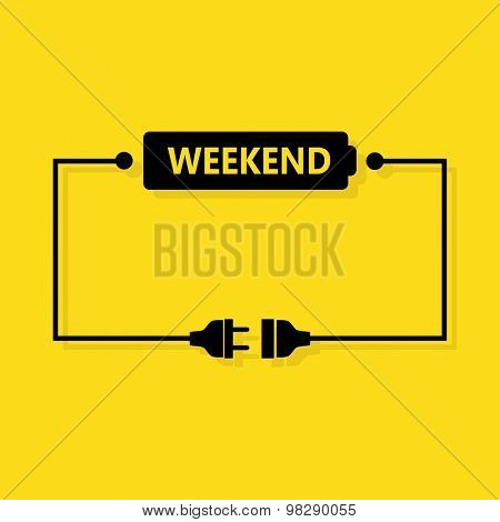 Abstract weekend loading