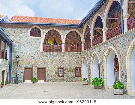 The Orthodox Monastery