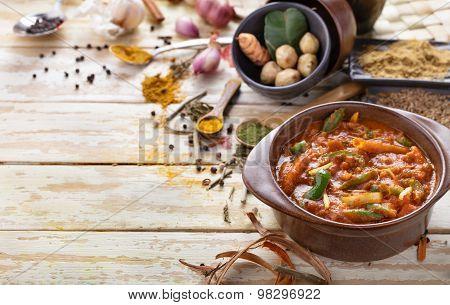 Indian Vegetable Jalfrezi