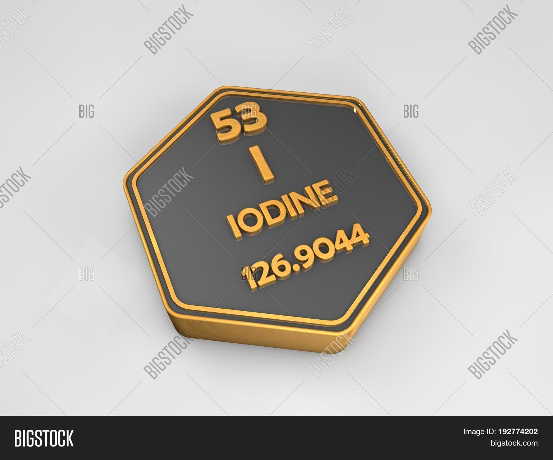 Iodine Chemical Image Photo Free Trial Bigstock