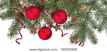 Balls red shiny christmas happy holidays holiday background fun