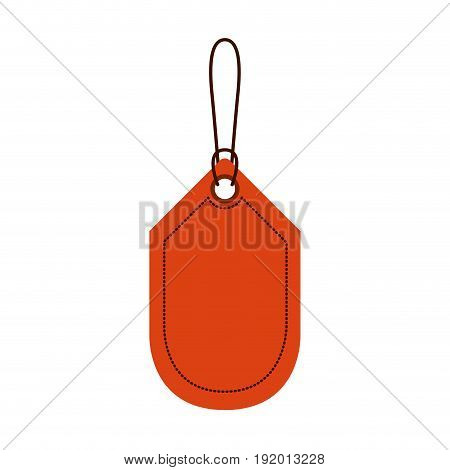 white background with color label discount vector illustration