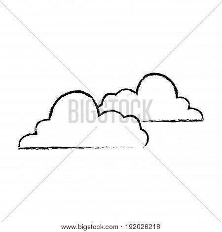 cloud computing data connection information concept vector illustration
