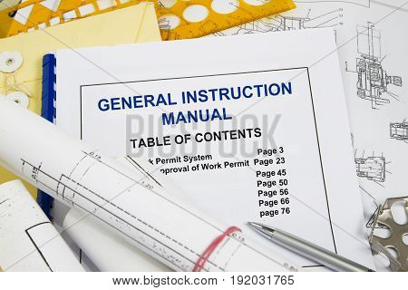 General Instruction Manual