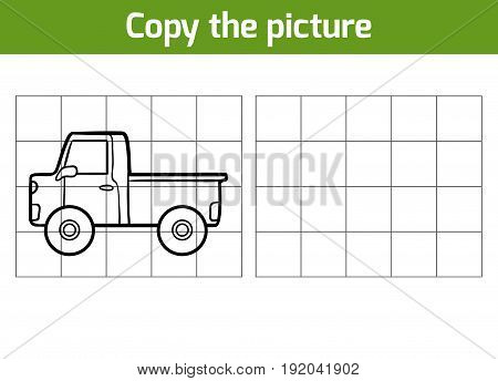 Copy The Picture, Pickup
