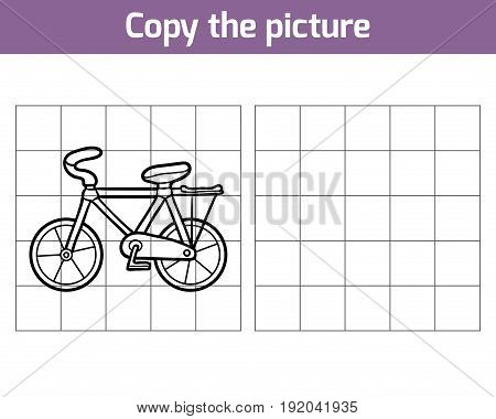 Copy The Picture, Bicycle