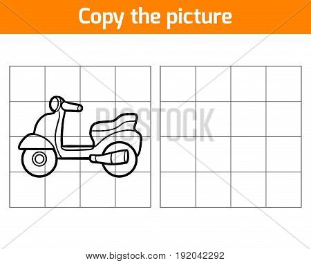 Copy The Picture, Scooter
