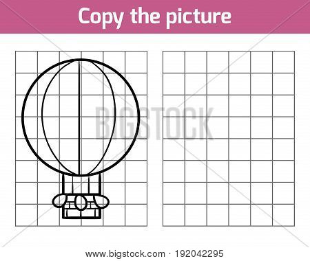 Copy The Picture, Balloon