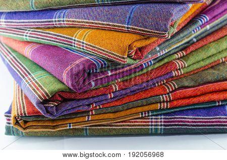 Colorful Of Sarong
