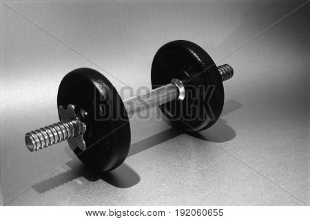 Dumbells play big part in our everyday life
