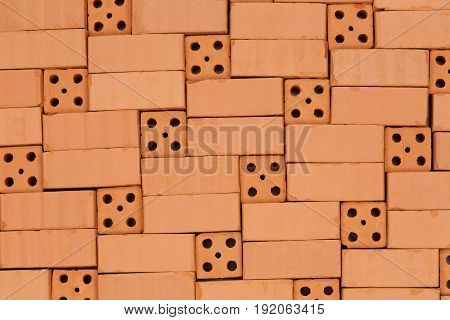basement replay pattern with different red bricks