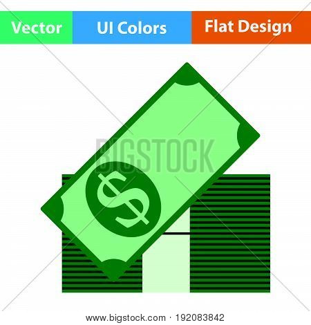 Stack Of Banknotes Icon