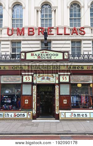 London Umbrella Store