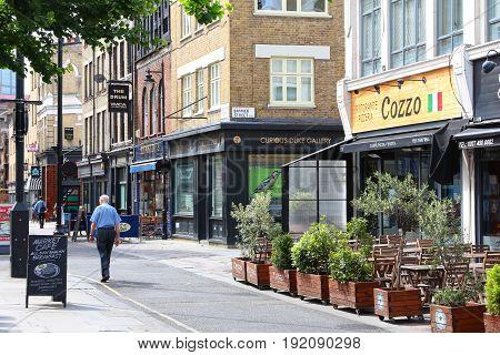 London Islington