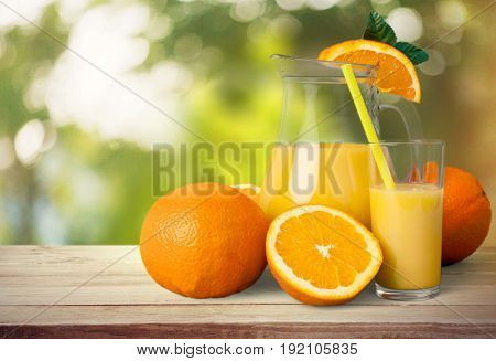 Orange slice juice orange juice close up non alcoholic orange drink