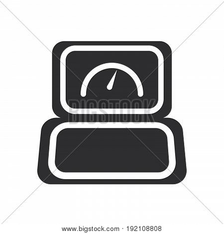 Internet high speed icon filled flat sign solid glyph pictogram vector illustration
