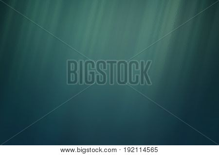 Teal abstract glass texture background or pattern creative design template with copyspace