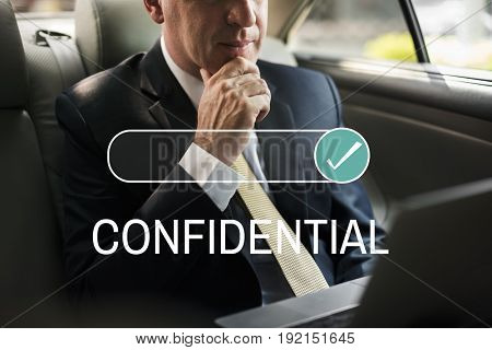 Confidential Personal Private Information Trusted