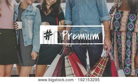 Order Offer Premium Sale Shopping
