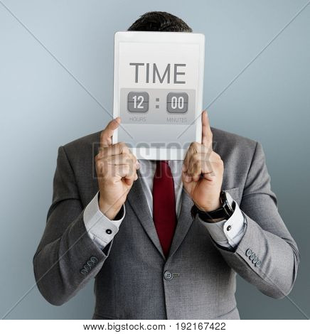 Time hour minute second punctual