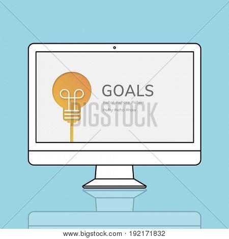 Goal Aim Mission Target Vision Aspiration