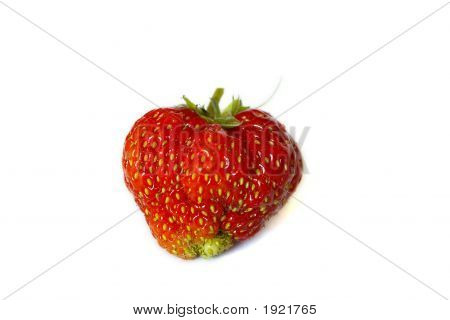 Imperfect Strawberry