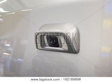 Rear view camera for car and truck