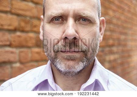 Close-up Headshot Portrait