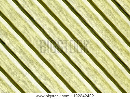 Yellow Color Pvc Siding Wall.