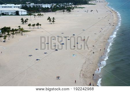 caribe sand beach relax tropical coast  truism