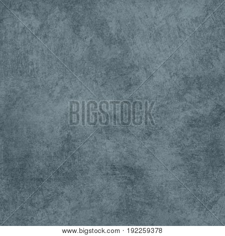 Blue designed grunge background. Vintage abstract texture