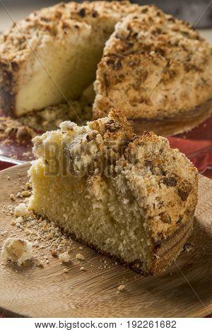 Kuchen- German Stile Coffee Cakes - Cuca Alema