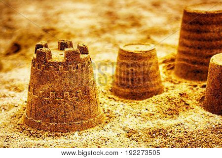 Sand Objects