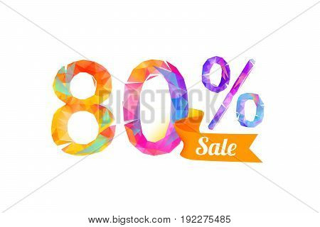 80 (eighty) Percents Sale