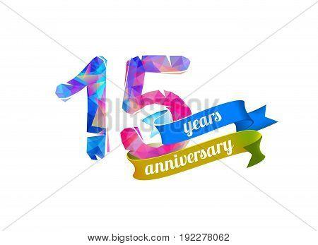 15 (fifteen) Years Anniversary