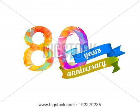 80 (eighty) Years Anniversary.