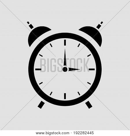 Icon alarm clock time image sticker image