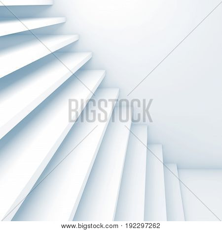 Abstract 3D Computer Graphic Background