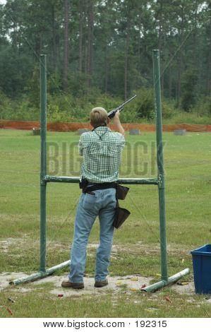 Skeet Shooter