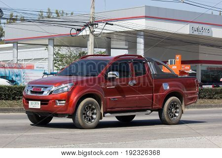 Private Isuzu V Cross 4X4 Pick Up Truck