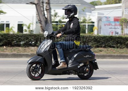 Private  Automatic Scooter Yamaha Filano