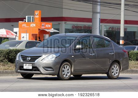 Private Eco Car, Nissan Almera,n17