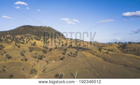 View Of Mount Walker, Queensland