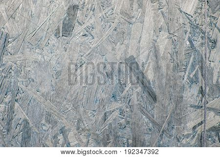 Pressed Wooden Panel, Seamless Texture Of Oriented Strand Board - Osb