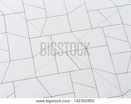 Abstract wall texture of a modern building