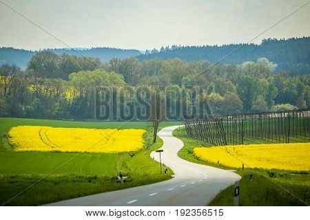 Fields Of Bavaria
