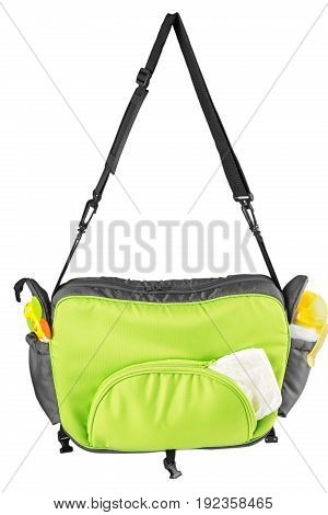 Bag baby mom baby accessories milk bottle color colorful