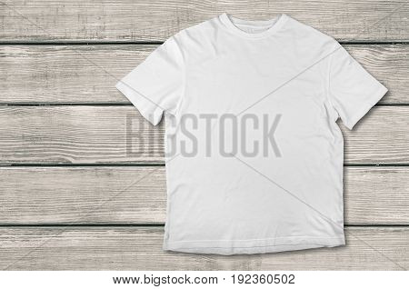 White view shirt top t-shirt color background